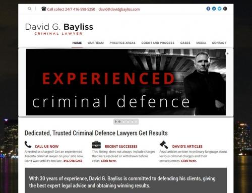 David G. Bayliss